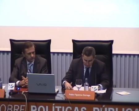 Antonio Abril Abadín - Xornadas sobre Políticas Públicas en tempos de crise: austeridade, eficacia e fomento da economía de Galicia